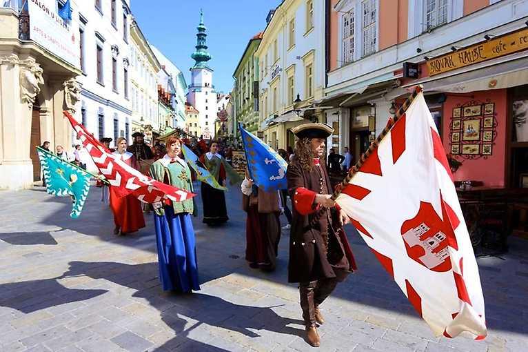 Bratislavské mestské dni 2021