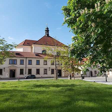 Fortna – klášter bosých karmelitánů