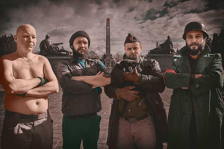 Tankograd + Weird Tales + Risin Sabotage