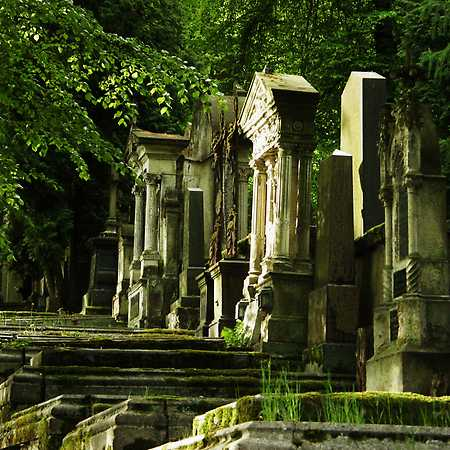 Hřbitov Drahovice