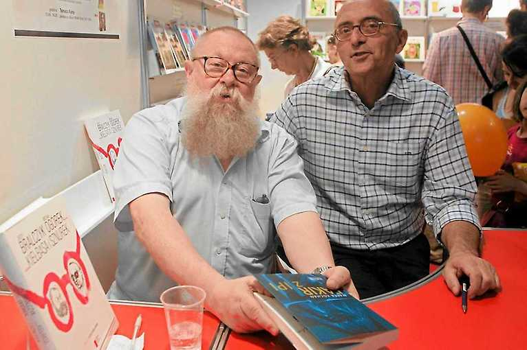 Aneks literacki: Jerzy Bralczyk & Michał Ogórek