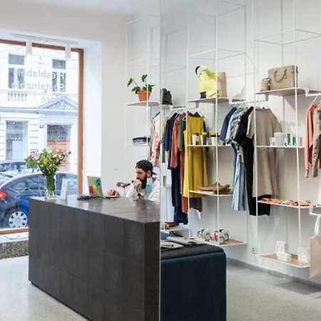 Freshlabels Sustainable Store Praha