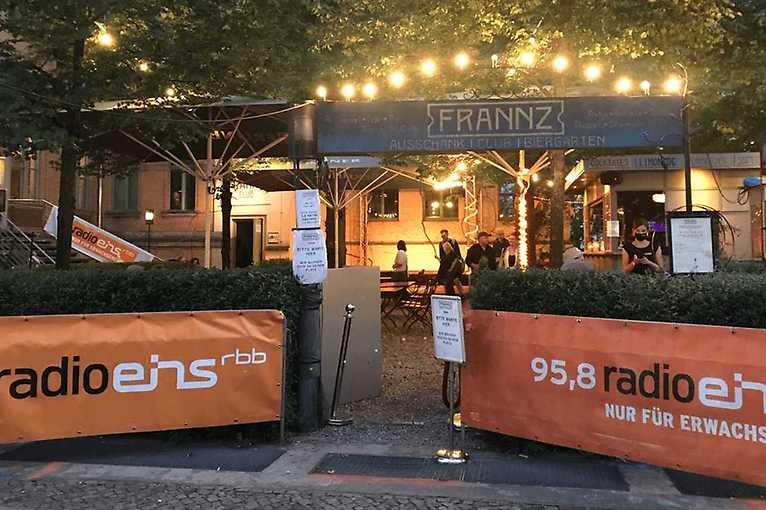 radioeins Sommergarten 2021