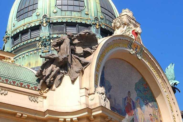 Krásy secese na Starém Městě pražském