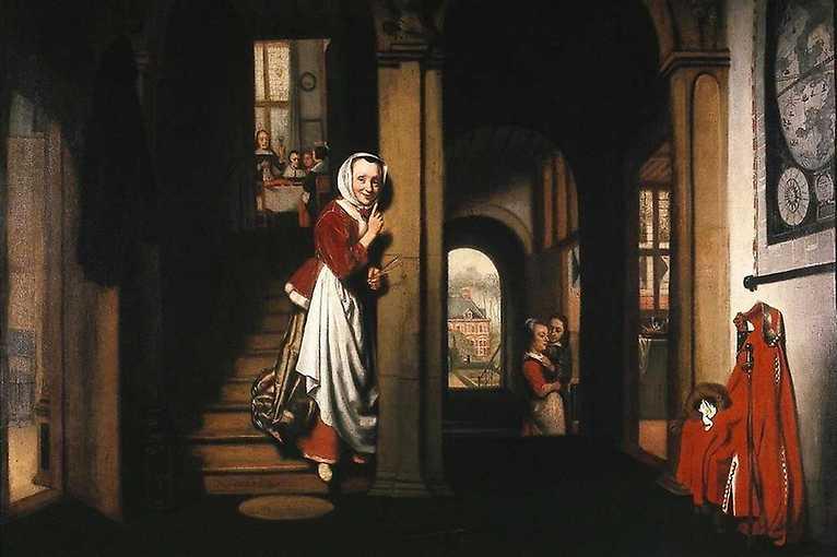 Wakacje w kręgu Rembrandta: Nicolaes Maes