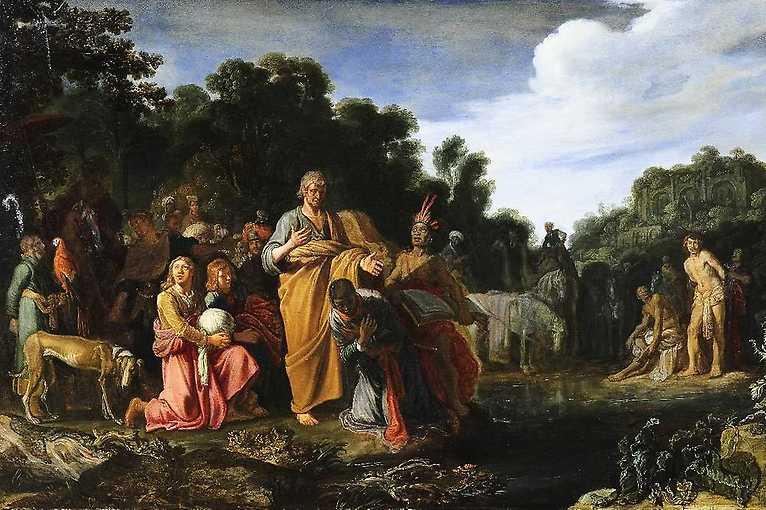 Wakacje w kręgu Rembrandta: Pieter Lastman