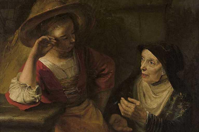 Wakacje w kręgu Rembrandta: Abraham van Dijck