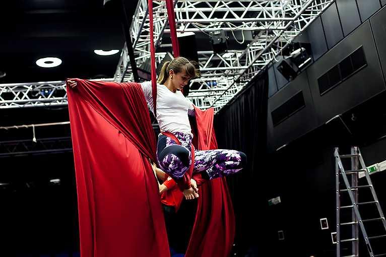 Zkuste cirkus pro dospělé