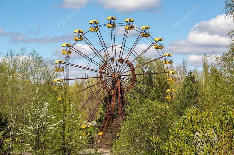 Černobyľ – mesto duchov vtedy a dnes