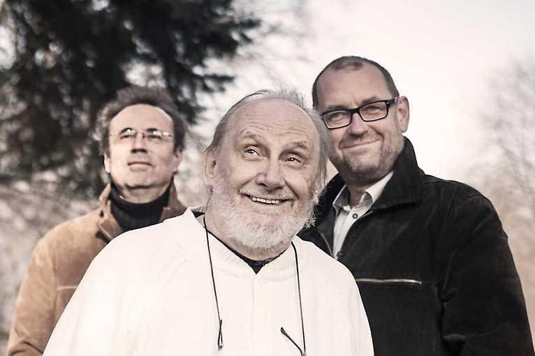 Jazz at the Old Town Square: Włodzimierz Nahorny Trio