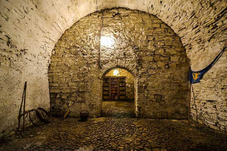 Procházka po Starém městě s návštěvou historického podzemí