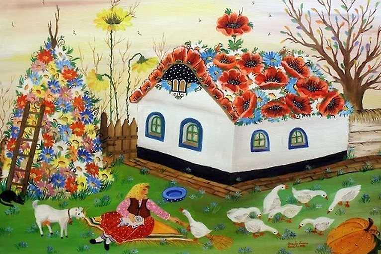 Zuzana Veresky: Insitné umenie zo Srbska