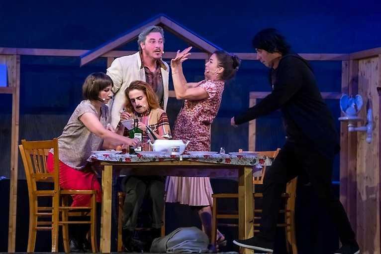 Bratislavské divadelné noci: Pliagy a hnusoby