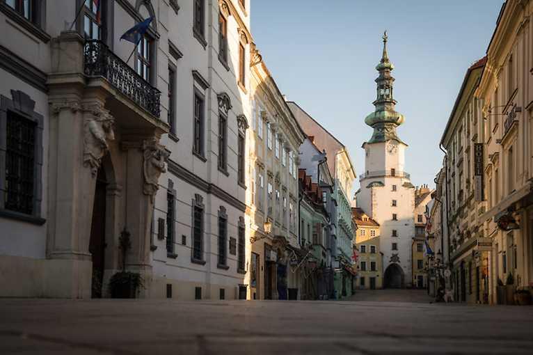 Hovory zo Starej radnice: Michalská veža