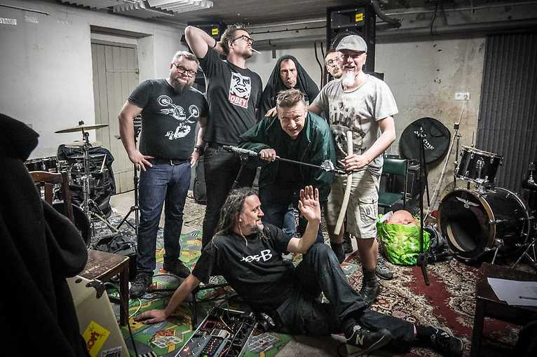 Piątek 13-stego: The Novorodkens + Wowa Band + Muzyczka