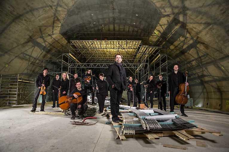 Berg Orchestra – Soundspace