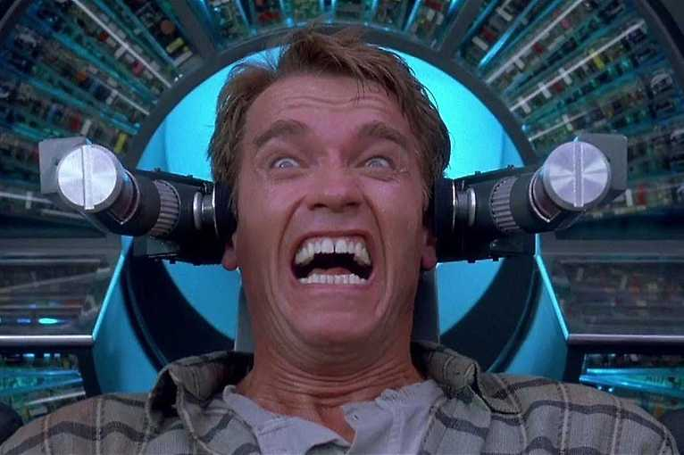 Movie Barf Monday: Total Recall