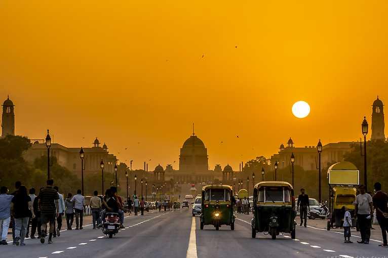 Cestovateľské kino: Šialená India