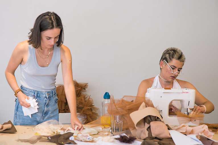 Slovak Fashion Council – Módna prehliadka spojená s diskusiou