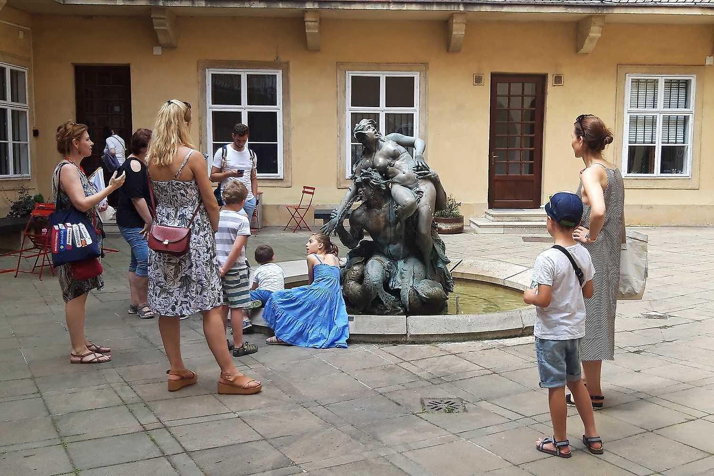 Rande s mestom pre rodiny s deťmi: Židovská Bratislava