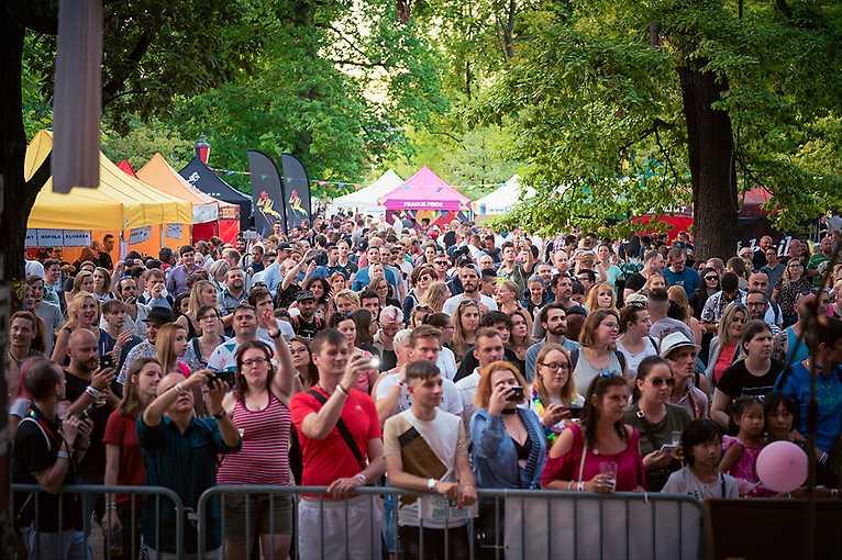 Prague Pride 2021 Festival Opening