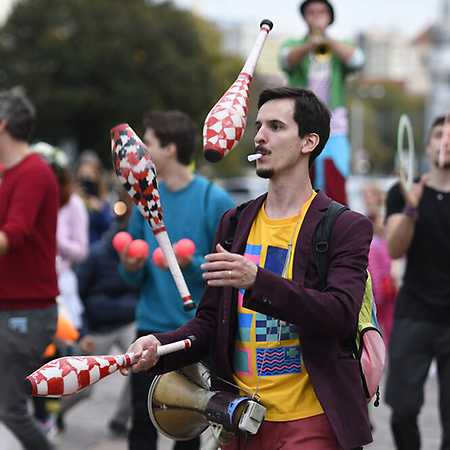 Analytika žonglování