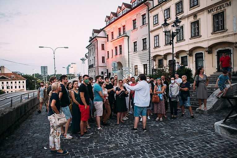 Rande smestom: Židovská Bratislava