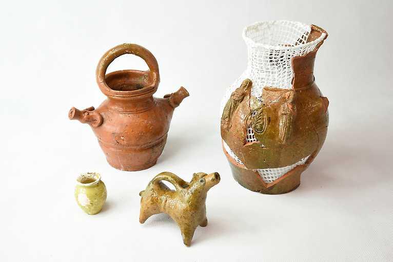 Trojí život středověké keramiky