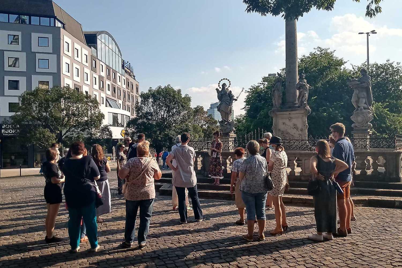 Rande s mestom: Módna prehliadka Bratislavy
