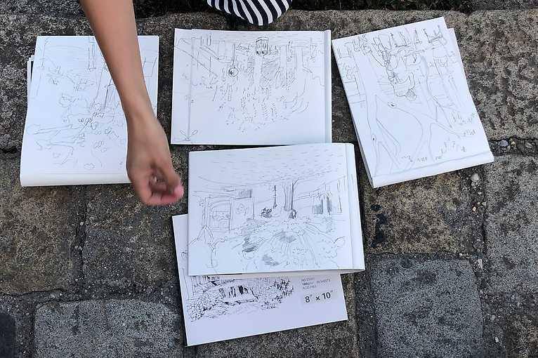 Kurz kreslenia v meste