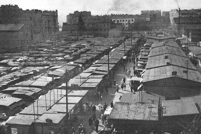 Bazar Różyckiego: Tam było wszystko