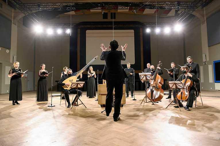 Collegium 1704: Open rehearsal