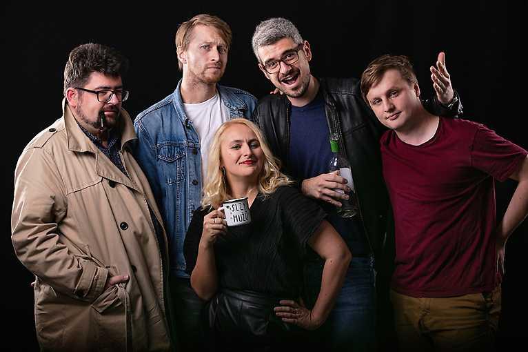 Underground Comedy: Stand-up show