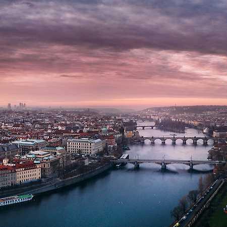 Velké změny Prahy: Metropolitní plán