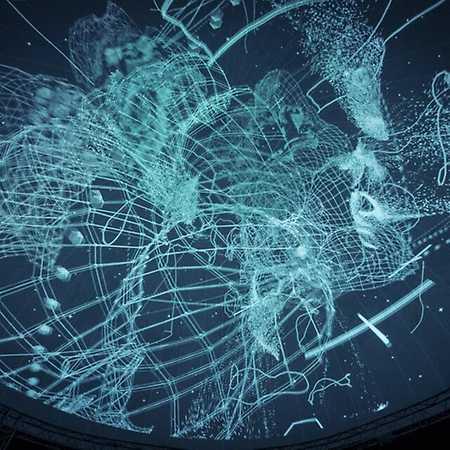 360° projekce Signal Festivalu v Planetáriu