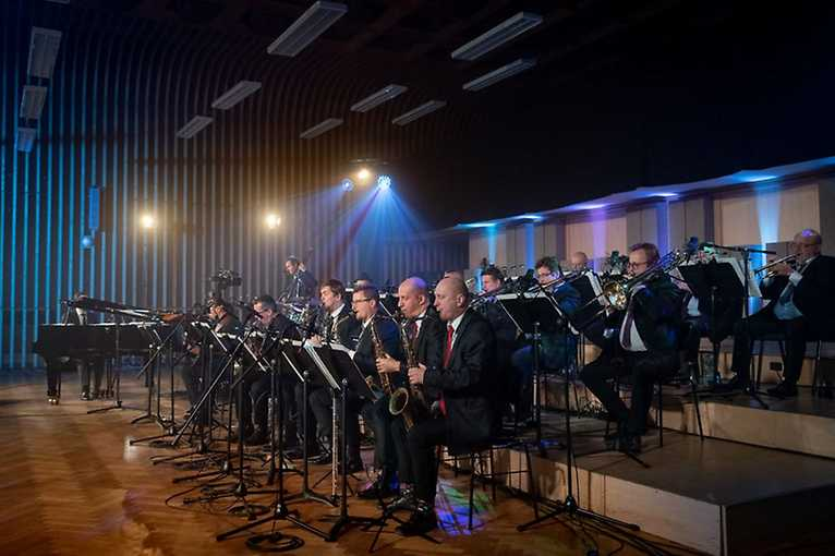 Focused on Czech Big Band Composers