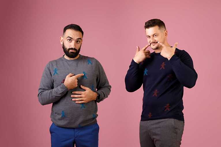 Tigran Hovakimyan & Jiří Jakima: Muži o ženách