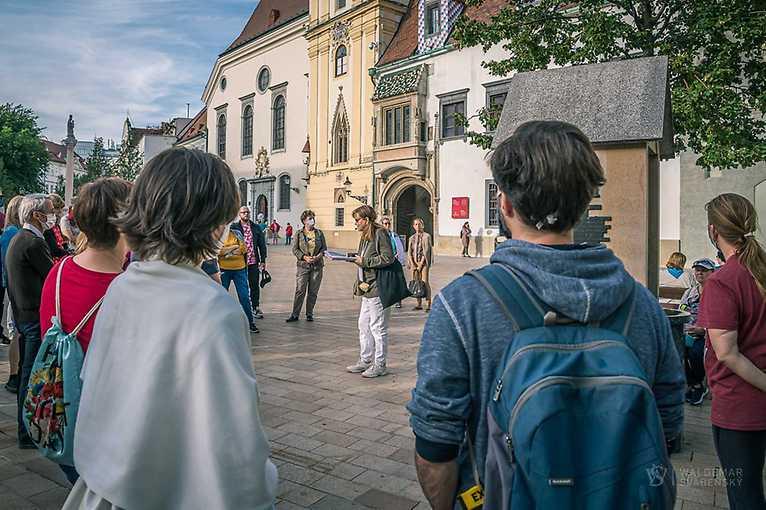 Rande s mestom pre rodiny s deťmi: Hlboko a vysoko v Bratislave