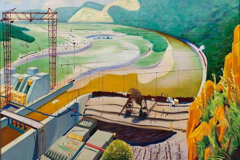 Bajka i przemysł: O malarstwie Rafała Malczewskiego