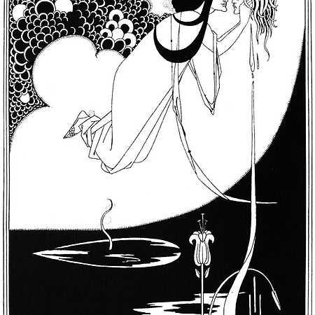 Czarno-biały świat: Aubrey Beardsley (1872-1898), angielska dekadencja