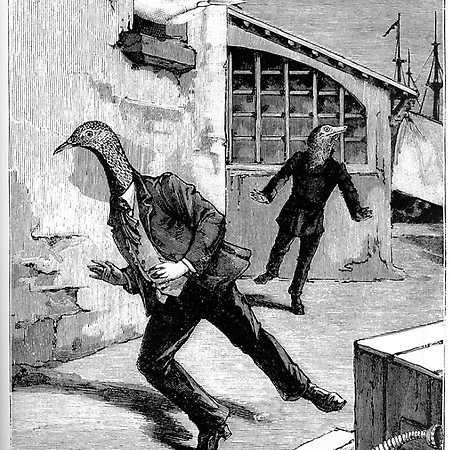 Czarno-biały świat: Max Ernst (1891-1976), niestrudzony badacz wyobraźni