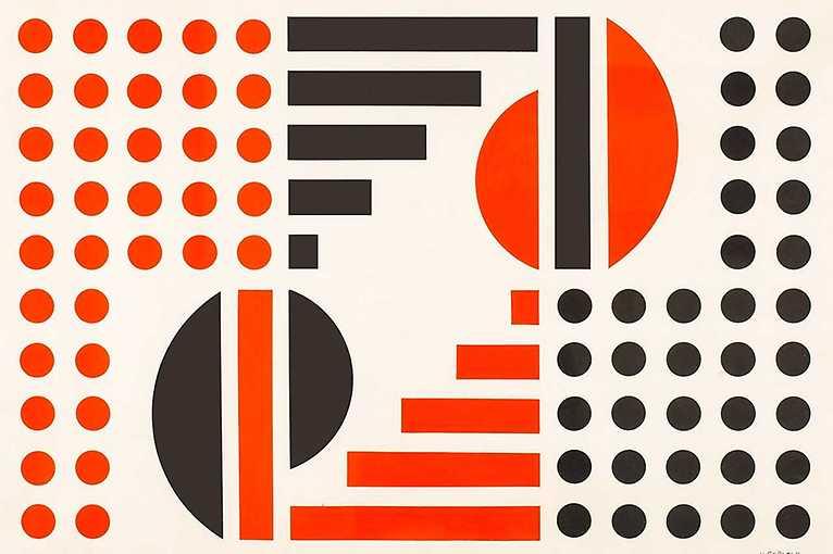 Czarno-biały świat: Henryk Berlewi (1894-1967), od mechanofaktury do nowoczesnej typografii