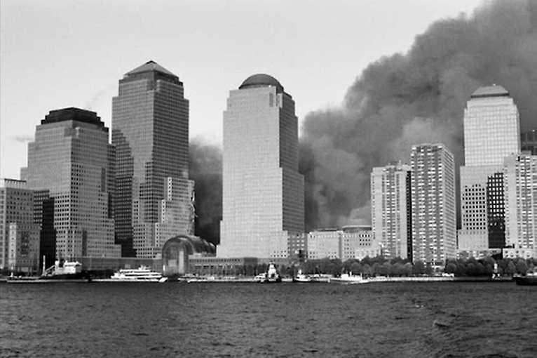 Andrew Hauner: New York 11/9/2001