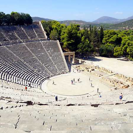 Sanktuarium Asklepiosa w Epidauros