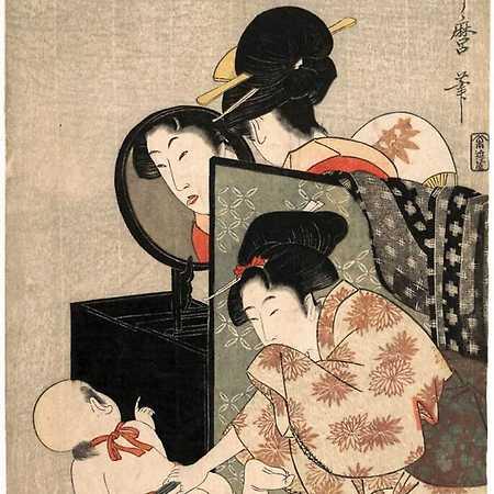 Bijing-ga, czyli obrazy pięknych kobiet