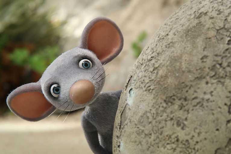 Nawet myszy idą do nieba