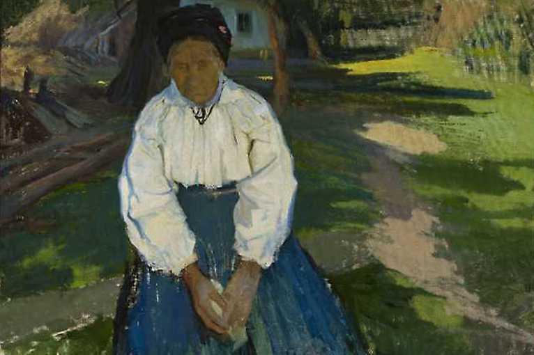 Czuły ekspresjonista: O malarstwie Konrada Krzyżanowskiego