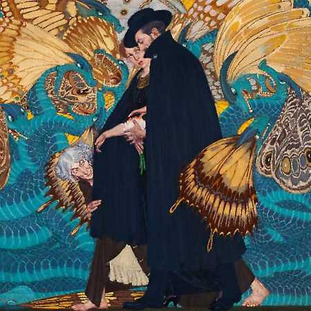 Symbol i secesja: O malarstwie i grafikach Edwarda Okunia