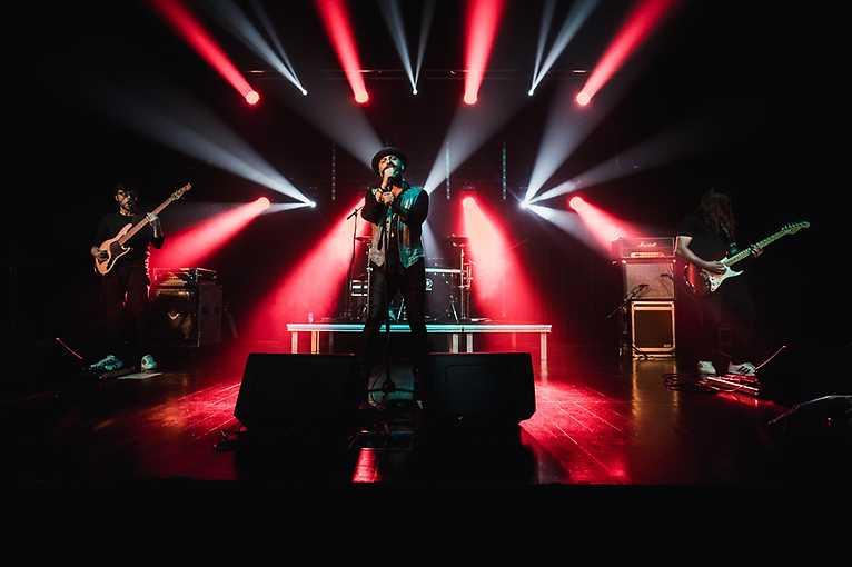 Grunge Night: Łukasz Drapała & Chevy + Man in the Box