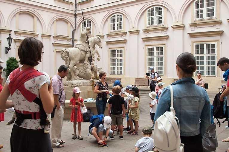 Rande s mestom pre rodiny s deťmi: Remeslá a remeselníci v Prešporku